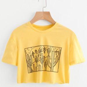 🌵HP!!🌵 ONE LEFT! Yellow Cactus Crop